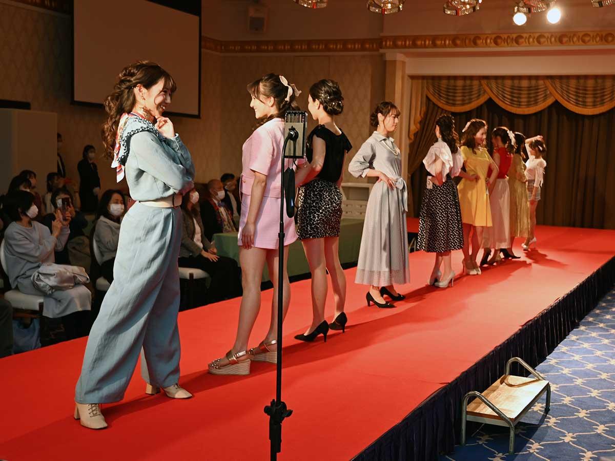 第11代神戸ウエディングクイーン最終選考会